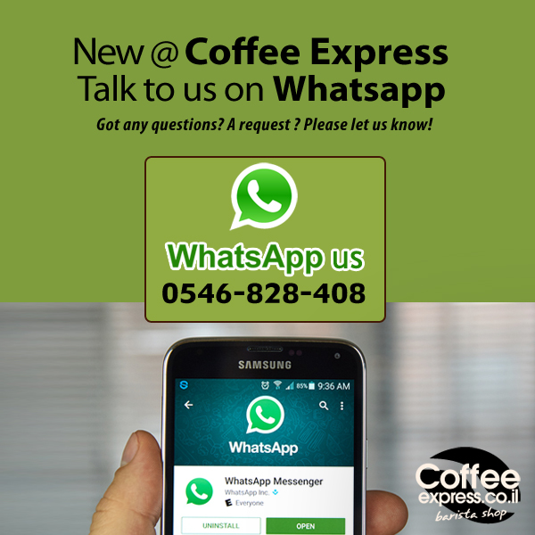 Coffee Express on Whatsapp
